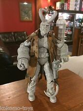 Prototype Test Shot Figure Hellboy 2004 Previews with Coat & Horns #X167
