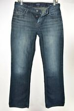 Guess Falcon Slim Boot Cut Fit Mens Bootcut Sz 31 Jeans Meas 31x33.5 Button Fly