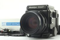 【 N. MINT++ 】MAMIYA RZ67 Pro II + SEKOR Z 110mm Lens + 120 film back II Japan