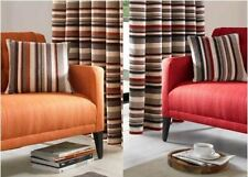 Polyester Striped Decorative Cushions