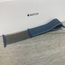 GENUINE Apple Watch Sport Loop Strap 42mm / 44mm TAHOE BLUE
