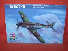 HobbyBoss ® 81704 Focke Wulf Ta 152 C-11 1:48