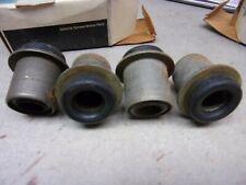4 NOS Chevrolet Oldsmobile Buick Upper Control Arm Bushings # 401267