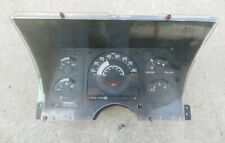 ☑1991 Chevrolet GMC C/K Pickup Truck Instrument Speedometer Gauge Cluster☑
