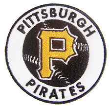 Pittsburgh Pirates Logo MLB Baseball embroidered iron on patch. (i161)