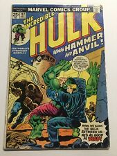 Incredible Hulk 182 Very Good/Very Fine Vg/Vf 5.0 With Stamps