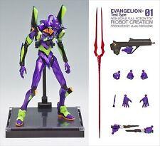 Sentinel RIOBOT CREATION Evangelion first unit metallic color Figure