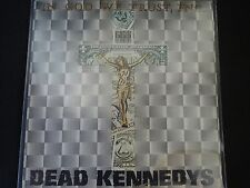 "Dead Kennedys ""In God We Trust, Inc."" Original LP. French pressing. RARE !"