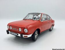 Skoda 110r Coupe 1980 rouge - 1:18 Abrex