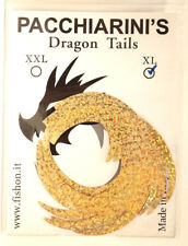 Paolo Pacchiarini´s Wiggle Tails medium Halbmondform HOLO BLACK