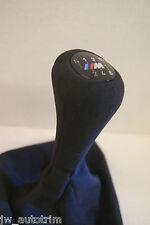 BMW E46 M Sport / M3  - gearknob/gaiter RETRIMMING SERVICE alcantara