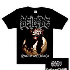 Deicide Scars Music punk rock t-shirt  NEW