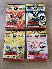 Chojin Sentai Jetman Japanese Power Ranger Figures Bandai