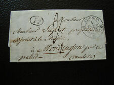 FRANCE - lettre 1833 (cy65) french