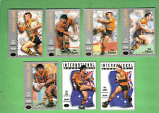 1994 SERIES 3 MASTERS RUGBY LEAGUE CARDS - BALMAIN TIGERS