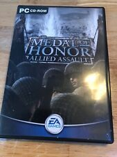 Medal of Honor Allied Assault PC CD-ROM