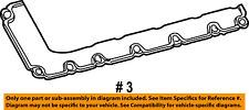FORD OEM 05-10 F-350 Super Duty-Valve Cover Gasket 5C3Z6584AA