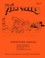 Fish Tales Pinball Operations/Service/Repair Manual/Arcade  Machine Tails    PPS