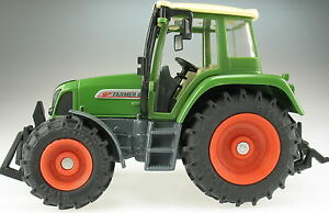 SIKU FARMER 2968 - FENDT FARMER 411 VARIO - resedagrün - Traktor - 1:32