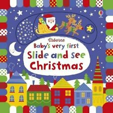Baby's Very First Slide and See Christmas (Baby's Very First Bo... by Fiona Watt