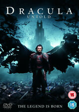 Dracula Untold DVD (2015) Luke Evans