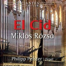 Rozsa / Philipp Pelster - El Cid [New CD]