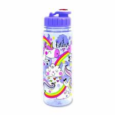 Unicorn E Arcobaleni Bottiglia Da Rachel Ellen Designs - Unicorno Borraccia