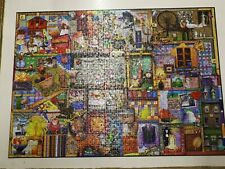 Jigsaw Puzzle: The Craft Cupboard, Ravensburger 1000 piece.