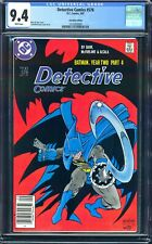 DETECTIVE COMICS 578 1$PRICE VARIANT CGC 9.4 MCFARLANE BATMAN CANADIAN NEWSSTAND