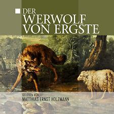 Hörbuch CD Der Werwolf von Ergste gelesen von Matthias Ernst Holzmann  CD