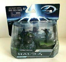 Halo 4 UNSC MonGoose Jada Toys 2012 S1 Blue Action Figure