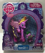 My Little Pony Through The Mirror Exclusive Princess Twilight Sparkle w/ Spike