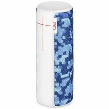 Logitech UE Ultimate Ears BOOM 2 Wireless Bluetooth Speaker - Blue Camo (NO R...