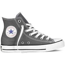 Converse All Star Tela Alte Hi Canvas Chuck Taylor Grigio Charcoal