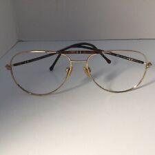 4dc5d0a476 New ListingVINTAGE VALENTINO Torre AVIATOR Eyeglass Frames Italy 60  15  145mm Wire Frame