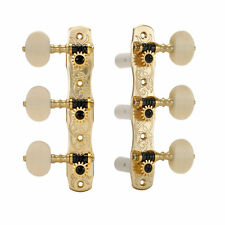 Gotoh Classical Guitar Tuners, With ivoroid knobs