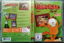 THE GARFIELD SHOW - DVD 1 - USA/F 2008 - DVD - Zeichentrick