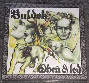 BULDOK + 4 Skins The Head rockorama ISD Condemned84 Oi RARE Czech Orlik Vlajka