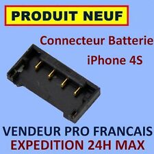 CONNECTEUR PRISE BATTERIE SUR CARTE MERE IPHONE 4S ✖ NEUF EXPEDITION 24H MAXI ✖