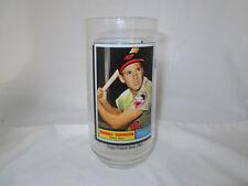 1993 Brooks Robinson Mc Donald's Coca Cola Glass