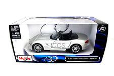 Maisto 2003 Dodge Viper SRT-10 Silver  1/24 Diecast Car 31232