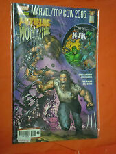 cult comics 33 -WOLVERINE vs witchblade  volume unico to cow 2005 darkness hulk