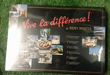 VIVE LA DIFFERENCE, Gourmet Board Game - De REMY MARTIN - NEW