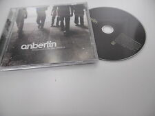 ANBERLIN : BLUEPRINTS FOR THE BLACK MARKET CD ALBUM TOOTH & NAIL