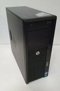 HP Workstation Z420 XEON 8-Core 2.6GHz 240GB SSD 16GB DDR3 Win10 WIFI USB 3.0