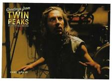 TWIN PEAKS GOLD BOX DVD POSTCARD #12 FRANK SILVA  AS BOB  POST CARD