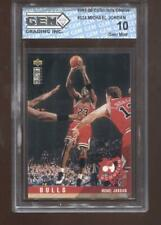 Michael Jordan 1995-96 UD Collectors Choice #324 HOF Chicago Bulls GEM MINT 10