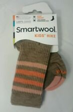 M Smartwool Kids Hiking Socks 1 Pair Light Cushion Medium - Wool Boys Girls NEW