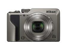 Nikon 2019 Model COOLPIX A1000 SL Silver ISO6400 Digital Camera A1000SL New