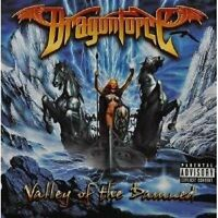 "DRAGONFORCE ""VALLEY OF THE DAMNED 2010 EDT"" CD+DVD NEU"